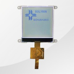 BO128128B Grafikdisplay LCD Display Modul