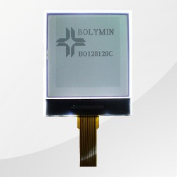 BO128128C Grafikdisplay LCD Display Modul