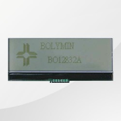 BO12832A Grafikdisplay LCD Display Modul