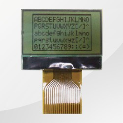 BO9649A Grafikdisplay LCD Display Modul