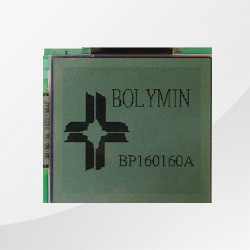 BP160160A Grafikdisplay LCD Display Modul