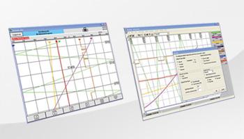 Datenvisualisierung für Datenlogger, Grafikschreiber