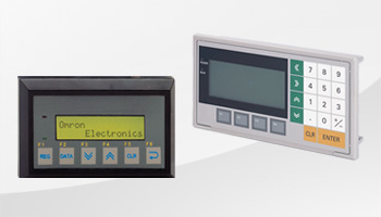 HMI-Terminals Funktionstastenterminals