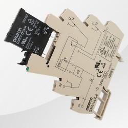 G3RV Halbleiterrelais mit Sockel