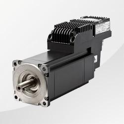 Servosystem integrierter Servomotor und Servoantrieb