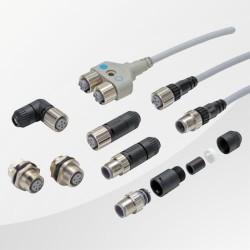 XS2 Verbindungskabel für optische Sensoren