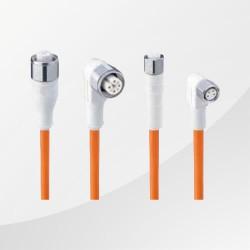 Y92E-S_PP Verbindungskabel für optische Sensoren