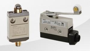 Positionsschalter mit kompakten Abmessungen