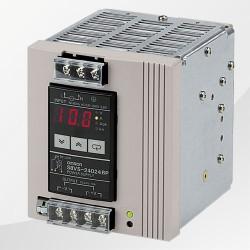 S8VS Industrienetzteil buchform Display