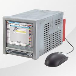 6100A papierloser Grafikschreiber / Datenlogger
