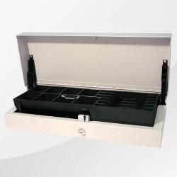 Kassenlade Flip Lid 460 Modular New weiss