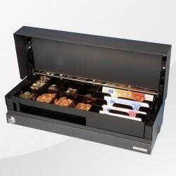 Kassenlade Flip Lid 460 Modular schwarz