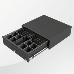 Kassenschublade Maxi schwarz
