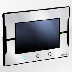 NA-Serie HMI-Terminal silber