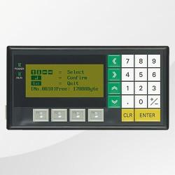 NT11 HMI-Terminal Funktionstastenterminal schwarz