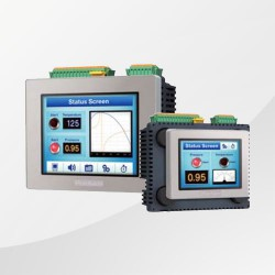 Pro-face LT4000M HMI-Terminal und SPS-Steuerung