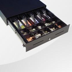 Kassenschublade Slimline SL1 schwarz