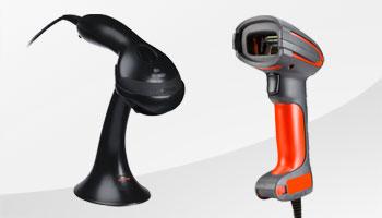 1D Handscanner Barcode Scanner für POS und Lager