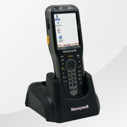 Dolphin 6500 Honeywell PDA-Terminal in Dockingstation