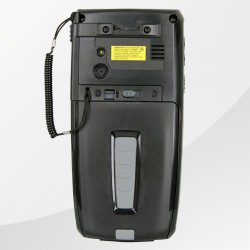 Dolphin 7800 Scanphone Honeywell PDA-Terminal Rückseite