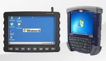 Fahrzeugcomputer und Mobilcomputer