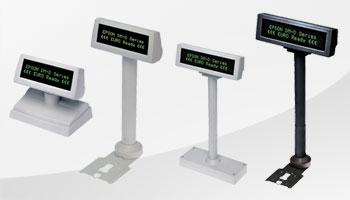 Kundenanzeigen für Kassensysteme