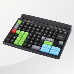 programmierbare Kassentastatur MCI-84 PrehKeyTec schwarz