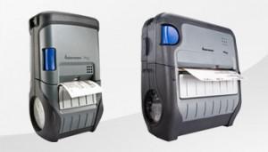 Mobile Etikettendrucker
