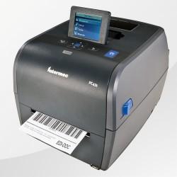 PC43t Etikettendrucker Labeldrucker schwarz