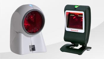 Stationäre Scanner, Tischscanner, Barcode Scanner