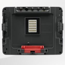 Thor VM2 mobiler Fahrzeugcomputer Rückseite