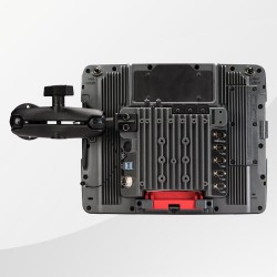 Thor VM mobiler Fahrzeugcomputer Rückseite
