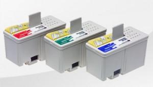 Tintenpatronen für Kassendrucker