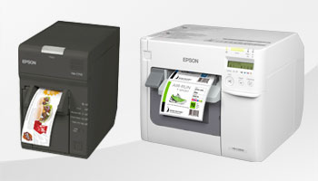 Tintenstrahldrucker / Etikettendrucker