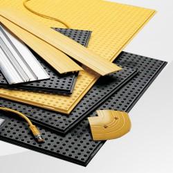 Sicherheits-Schaltmatten in verschiedenen Ausführungen