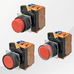 A22N Drucktaster / Schalter rot